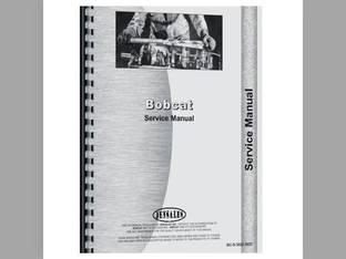 Service Manual - 825 Bobcat 825