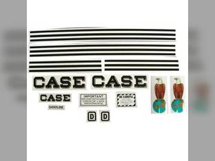 Decal Set Case D