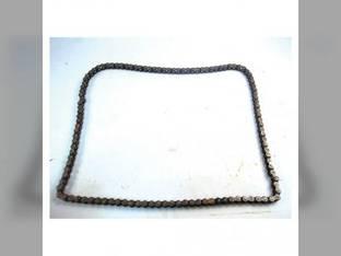 Used Lower Jackshaft to Clutch Chain Bobcat 721 721 610 610 611 611 600 600 700 700 722 722 500 500 620 620 6515377