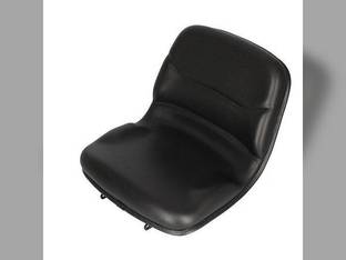 Seat - Contoured Black Vinyl John Deere 790 3005 990 4005 870 970 770 670 1070 M803465