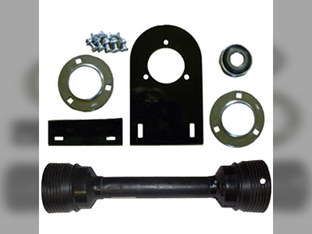 Driveshaft & Support Assembly PTO