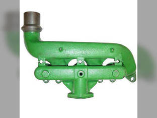 Manifold, 3 Cylinder, Gas, Intake and Exhaust