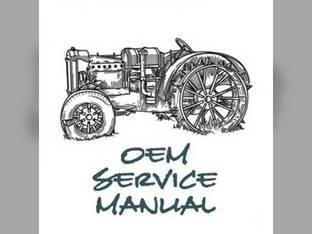 Service Manual - 265 Case IH 265