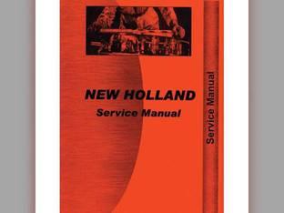 Service Manual - TR95 New Holland TR95 TR95