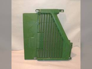 Used Side Screen - RH John Deere 6510 6300 6500 6110 6310 6410 6400 6200 AL78876