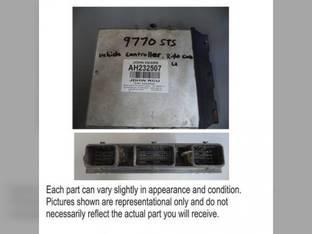 Used Vehicle Control Module John Deere T560 T670 T550 W660 W550 9770 STS W540 9570 STS W650 9870 STS 9670 STS C670 T660 AH232507