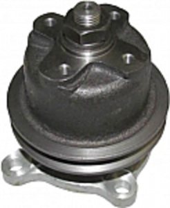 "New Water Pump - with Pulley, 3/8"" Groove"