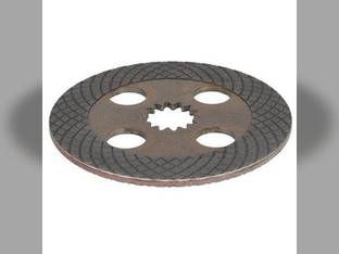 Brake Disc Case IH JX70U JX1090U JX100U JX90U JX80U JX1100U JX1080U FIAT 60-90 85-90 65-90 80-90 70-90 New Holland TL80 TL90 TL100A TL80A 7635 T5060 TL100 T5050 TL90A 5635 T5040 6635 4835 TL70 Ford