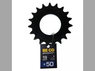 Weld-On Sprocket #50 Chain 19 Tooth X-Series Hub