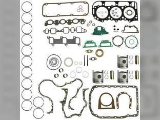 """Engine Rebuild Kit - Less Bearings - .040"""" Oversize Pistons BSD329 175 Ford 175 3300 3190 3400 3110 3100 3310 3000 3150 BSD329 3330 3120 3500"""