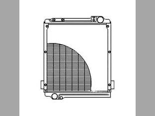 Radiator Massey Ferguson 4360 4370 4260 4270 4263 3808158M3