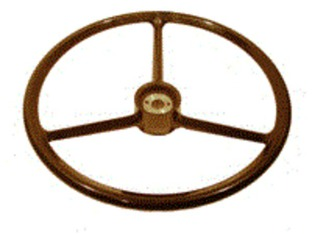 Wheel-steering New