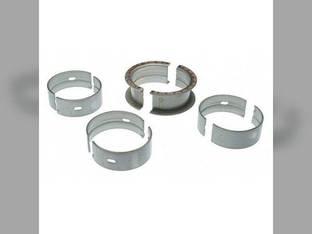 """Main Bearings - .010"""" Oversize - Set John Deere 4020 4010 AR74816"""