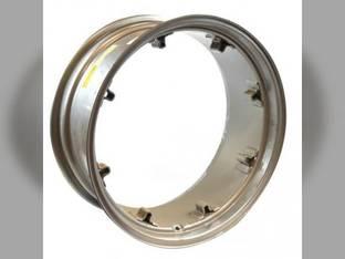 "12"" x 28"" 8 Loop Rear Rim Silver Mist Universal"