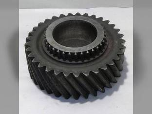 Used Pinion Shaft Gear C Range John Deere 4555 8630 4640 4755 4650 8430 4760 4560 R57768