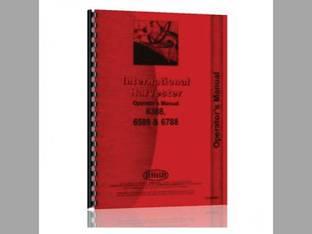 Parts Manual - 6388 6588 6788 International 6788 6588 6388