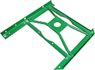 Side Bearing Support - Rear
