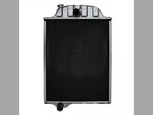 Radiator - Diesel Engine John Deere 4010 AR26569