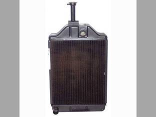 "Radiator - 6"" Fill Neck Massey Ferguson 30D 690 675 670 265 290 275 283 50E 270 50 265S 0015926U91"