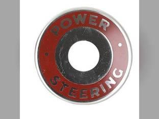 Steering Wheel Plate International 450 Super MTA W450 400 W400 350 300 Super M M 600 H 650 Case 511B 420 611B 500 350 300 320 200B 600 610B 400 510B John Deere 820 720 520 70 60 80 50 620 366215R1