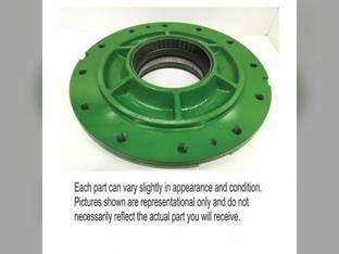 Used MFWD Wheel Hub John Deere 7410 6140J 7720 7930 8200 7710 7630 7830 8400 6165J 7810 7420 8300 7520 7920 7210 7610 7820 7330 Premium 8100 7510 7730 R104756