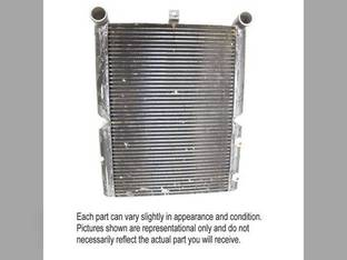 Used Hydraulic Oil Cooler New Holland 8870 8970A 8970 G210 G170 8670A 8870A 8670 8770 8770A G240 Ford 8870 8970 8670 8770 86011668