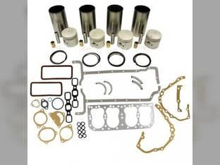"""Engine Rebuild Kit - Less Bearings - .090"""" Liners Ford 2N 9N 120 8N"""