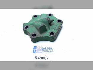 Cover-rockshaft Piston