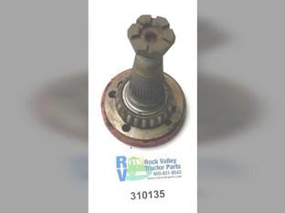 Shaft-sector Pinion Gear
