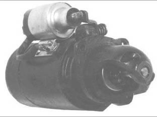 Remanufactured Starter - Delco Style (3853) International 660 400 W400 2606 560 Case 368844R91