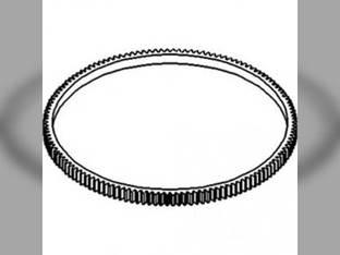 Flywheel Ring Gear FIAT 80-90 60-90 85-90 65-90 80-66 70-90 New Holland TN55 TD95D 5635 TD80D TL90 TD75D TN65 TD90D 7635 TL80 TN75D TN75 TL100 TN70 4835 TN90F TL70 Ford 4030 3830 4230 Hesston White