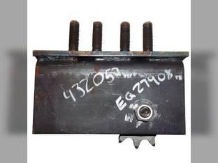 Used Tensioner Sprocket Assembly New Holland L445 LS125 L425 L225 LS120 L325 L452 L120 L455 L451 L250 L255 9618081 John Deere 570 575 MG9618081