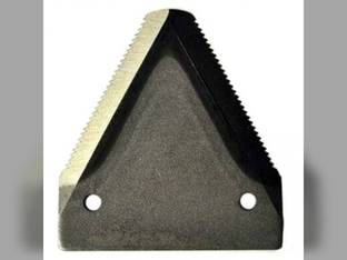 Sickle Section Shape 2 US XH Black Anvil 10 Pack New Holland 469 460 489 467 474 490 495 1495 477 472 488 499 1496 1499 1469 478 479 461 492 1465 International 230 230 990 New Idea Case IH 1190 Ford