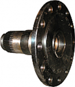 Front Axle - ZF Axle