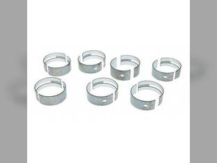 "Main Bearings - .020"" Oversize - Set Massey Ferguson 80 1130 44 1135 1105 1100 742591M91 White 2-110 2-88 2-105 2-85 Perkins 6354.4 6354.4 Oliver 1850"