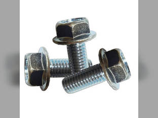 Serrated Flange Bolt