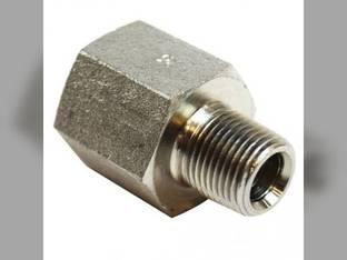 """Hydraulic Reducing Adapter 3/8"""" B-TH 1/2"""" A-TH"""