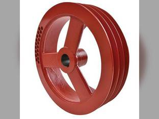 Feederhouse Jack Shaft Driven Pulley Case IH 1644 1666 2166 2188 2144 1670 1640 1660 1688 1680 1321645C1