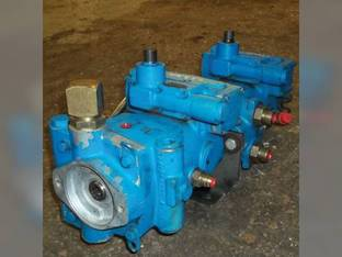 Used Hydraulic Pump - Tandem Gehl 4640 4835 4635 4640E 4840 5640 5640E 6640 4840E 136387