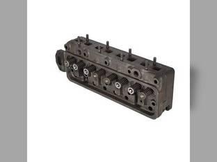 Remanufactured Cylinder Head with Valves Massey Ferguson 35 50 135 245 202 40 150 235