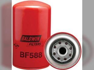 Filter - Fuel Spin On Secondary BF588 672603 C2 672603 C3 International 1586 1566 1086 1466 886 766 1066 Hydro 186 1486 966 3688 Hydro 100 986 Allis Chalmers Case IH 1680 1660 1640 Gleaner Oliver