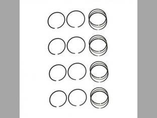 Piston Ring Set - Standard - 4 Cylinder Ford 2N 8N 9N 120 9N6149A