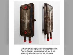 Used Engine Oil Cooler Case IH 1620 782 884 885 International 885 884 782 3228132R1