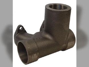 Manifold, 6 Cylinder, Diesel, Exhaust