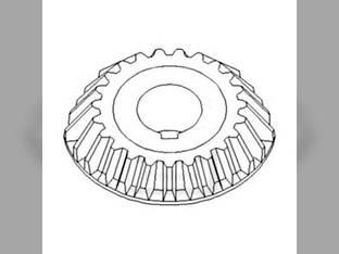 Used Drive Gear - Lower Grain Tank Unloading Auger Case IH 2366 2188 2144 2166 1660 2577 1688 2588 1640 1644 2388 1666 2344 2377 1680 1989464C1
