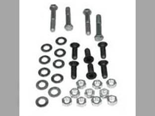 Wear Bars & Bolt Kit Case IH 2188 1688 1680 2388 International 1480 183264C2