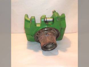 Used MFWD Steering Knuckle Housing LH John Deere 8200 8270R 8310 8220 8430 8300 8235R 8285R 8330 8245R 8420 8110 8295R 8130 8260R 8320 8410 8230 8520 8100 8225R 8210 8400 8120 R135865