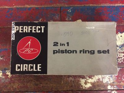 Ford Piston Ring Set