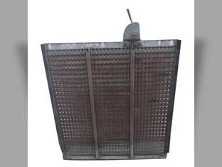 Used Top Chaffer Sieve John Deere 9600 9650 9610 9660 AH132784