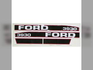 Decal Set 3930 Ford 3930